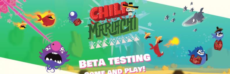 Chili Mariachi aberto para testes!
