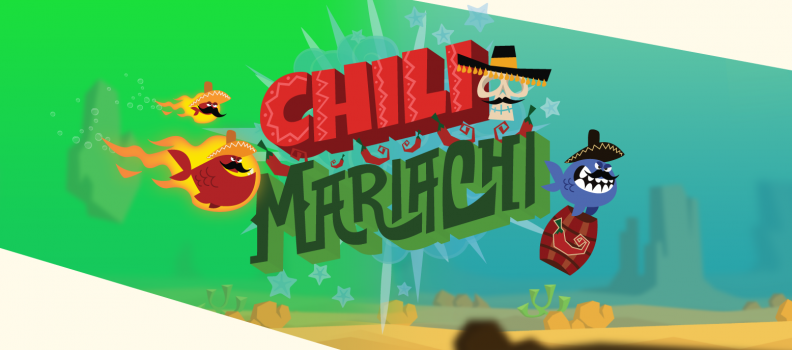 We are soft launching Chili Mariachi in Brazil