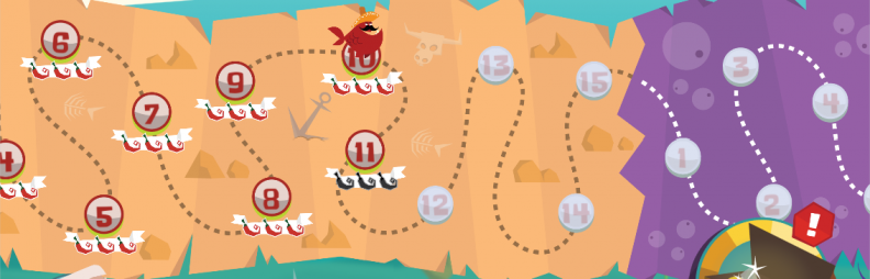 Mudanças no mapa de fases