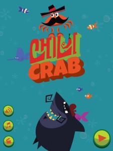Chili Crab e as Notas Musicais