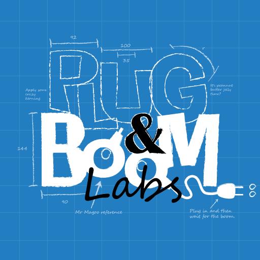 Plug & Boom Labs Logo