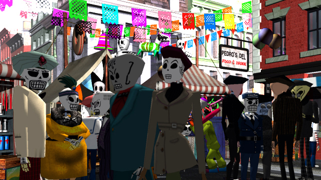 grim fandango remastered screen