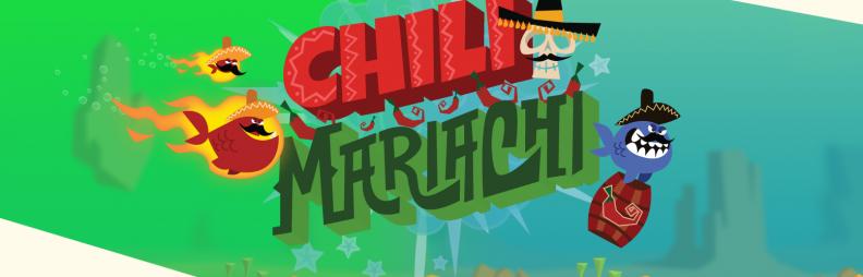 Chili Mariachi disponível no Brasil!!