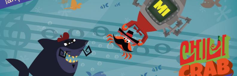 Atraso do INOVApps e nova data de publicação do Chili Crab e as Notas Musicais
